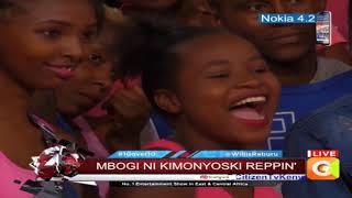 10 OVER 10 | Mbogi ni Kimonyoski reppin