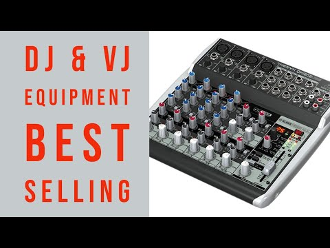 34+ Best Selling DJ & VJ Equipment  for DJs under Musical Instruments on Amazon Fashion