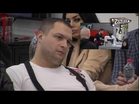 Zadruga 2 - Zadrugari gledaju snimak na kome Dragana ogovara Pavla - 11.01.2019.