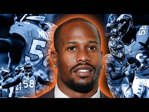 Top 10 Things You Didn't Know About Von Miller! (NFL)