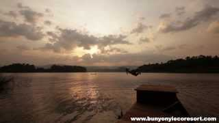 preview picture of video 'Bunyonyi Eco Resort'