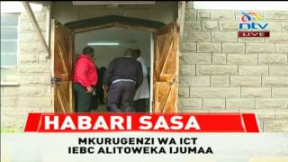 IEBC Director of ICT Chris Msando dead - VIDEO