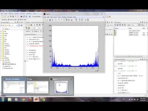 Learn MATLAB Episode 12 Sound Processing - Naijafy