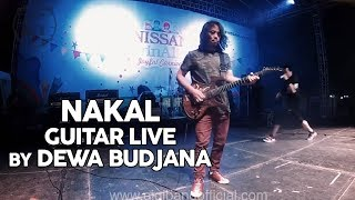 Dewa Budjana - Nakal LIVE Guitar Cam