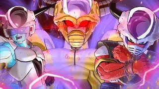 UNLEASHING A Frieza Race ARMY In Xenoverse 2