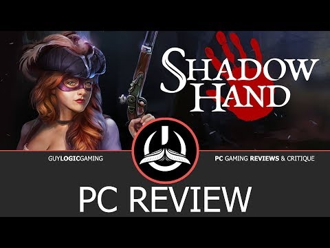 Shadowhand - Logic Review video thumbnail