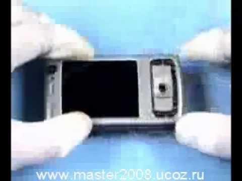 Разборка телефона Nokia N95 8Gb+сборка
