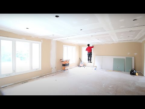 Bathroom Renovations & New Ceilings! 🏠(Dream Home Reno Ep. 3)
