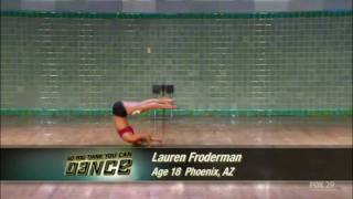 So You Think You Can Dance - Season 7: Lauren Froderman