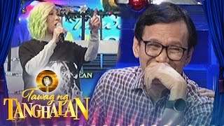 Tawag ng Tanghalan: Vice Ganda thinks of modern names