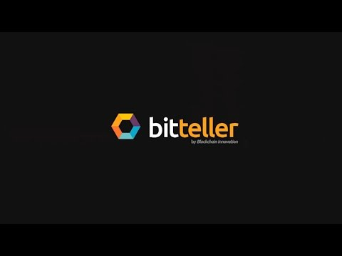 Bitcoin ATM BitTeller video