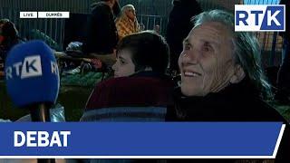 Debat - Pasojat e tërmetit fatal në Shqipëri 26.11.2019