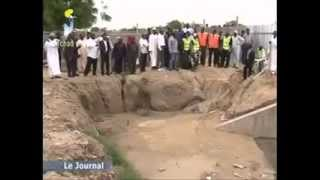 preview picture of video 'La Gazette les Excursions de ITIR DEBY ITNO, maire analphabète de N'djamena Pauvre Tchad'