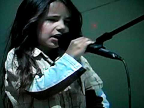 Xiuhtezcatl 6 years old Speaking at National Global Warming Event