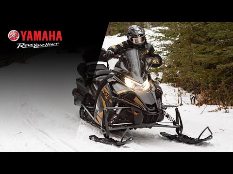 2021 Yamaha Sidewinder S-TX GT in Ishpeming, Michigan - Video 1