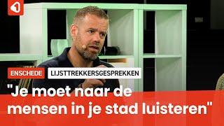 Lijsttrekkersgesprekken #2: Niels van den Berg (BurgerBelangen)