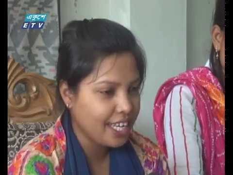নারায়ণগঞ্জে জামদানি পল্লীতে ব্যস্ততা