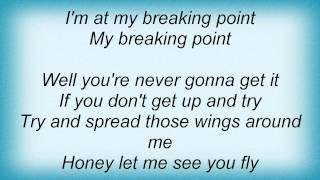 Eric Clapton - Breaking Point Lyrics
