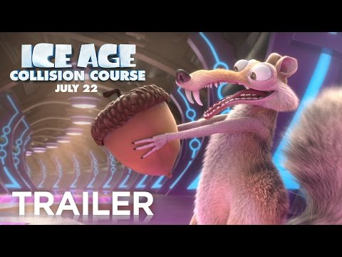 Commercial for Ice Age: Collision Course (2016) (Television Commercial)