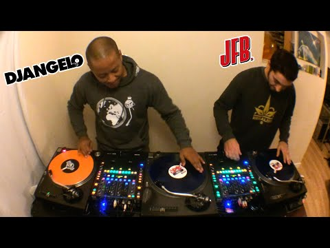 DJ ANGELO x JFB – Scratch To This (live jam version)