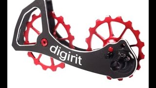 Digirit oversized pulley system review