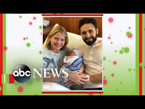 'The View's' Sara Haines welcomes second child, Sandra Grace