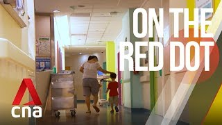 CNA | On The Red Dot | E32 - We are family: Life as a mum raising 3 children with special needs