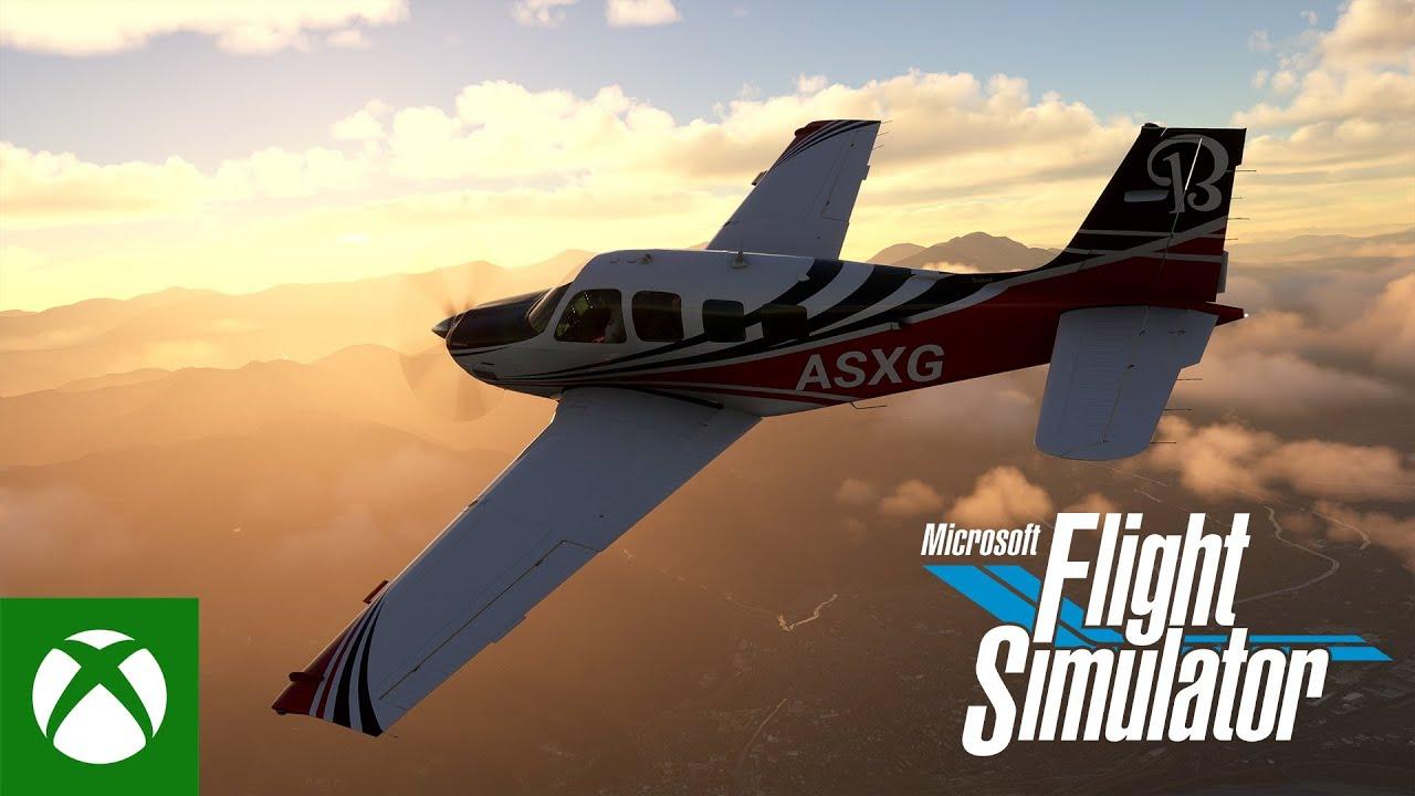 Microsoft Flight Simulator Why I Fly – Microsoft Flight Simulator – Shinji Maeda Video Still