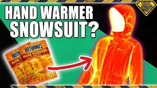 DIY Exothermic Reaction Suit!