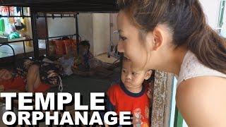 Vietnam Orphanage Visit: Long Hoa Temple Boys Home.