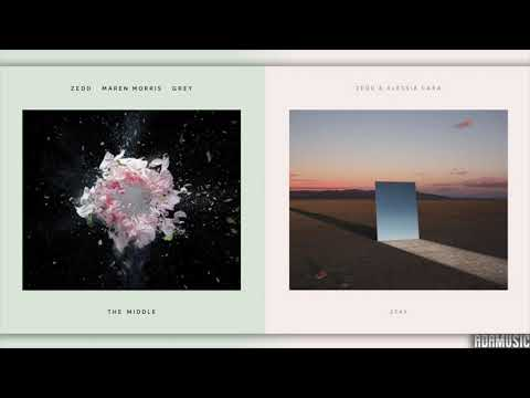 THE MIDDLE X STAY | Mashup Of Zedd & Grey/Alessia Cara/Maren Morris