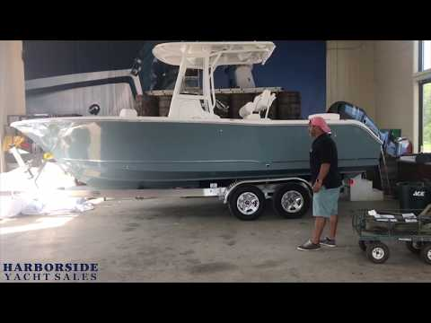 Sea Hunt Ultra 225 video