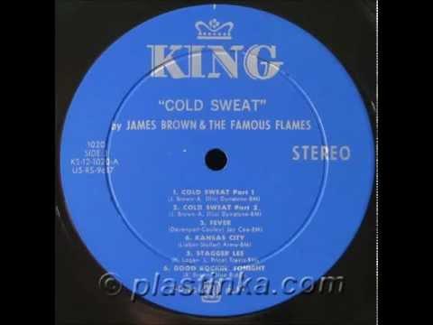 "James Brown - ""Cold Sweat"" (part 1 & 2)"