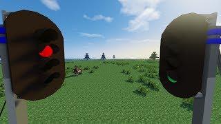 Minecraft - Obczaj Moda: Real Train Mod - Steel production - part 1