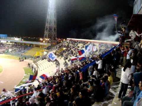 """MANNUCCI-ALIANZA LIMA(AMISTOSO) -BARRA MANNUCISTA - SEGUNDA PARTE.MPG"" Barra: La 12 Tricolor • Club: C.A. Mannucci"