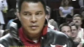 Chicago Bullas - Utah Jazz - NBA Finals G1 - 1997.06.01 - TVP 2