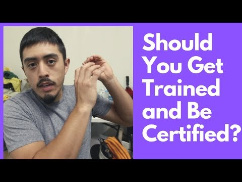 Should You Be Professionally Trained and Certified As An Auto ...