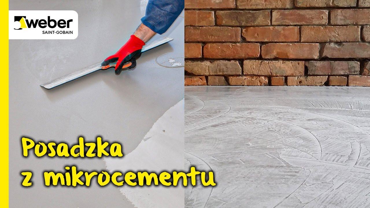 Posadzka z mikrocementu krok po kroku. Jak wykonać mikrocement na podłodze? Posadzka betonowa.