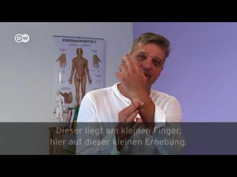 Polyosteoarthrosis Hand Gelenke, der Arzt