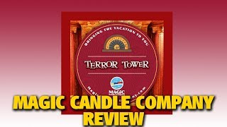 Magic Candle Company Review | Theme Park Inspired Candles