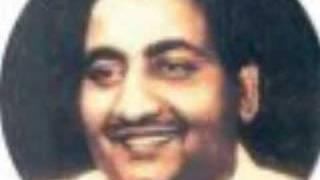 Dard-e minat kash-e - Mohammad Rafi Ghazal - YouTube