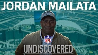 Jordan Mailata's Journey From Australian Rugby League to Eagles Draft Pick | NFL Undiscovered