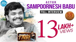 Sampoornesh Babu – Frankly With TNR #59