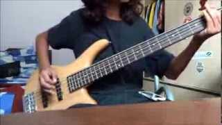 Job For a Cowboy - Relinquished (Bass Cover)