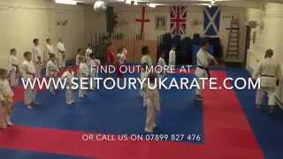 preview picture of video 'Children's Karate in South Ockendon'