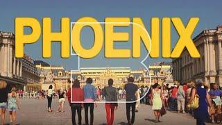 Phoenix in Versailles  A Take Away Show