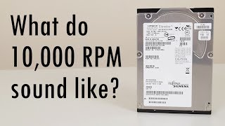 The 10000 RPM SCSI experience with the Hitachi Ultrastar 10K300