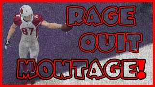 HOW MANY RAGE QUITS IN ONE VIDEO ?!!! - Madden 16 Ultimate Team | MUT 16 XB1 Gameplay