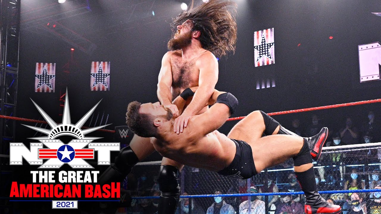 LA Knight Retains The Million Dollar Title Over Cameron Grimes At NXT Great American Bash
