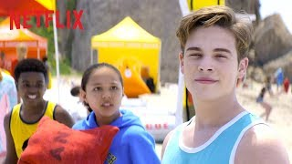 Right Now, We're Just Fish Turds | Malibu Rescue | Netflix